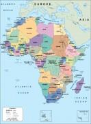 Africa_political vector map