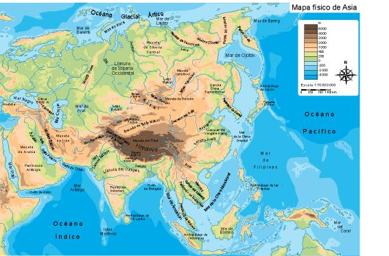 Download Asia Vector Maps Cartography Illustrator and eps files