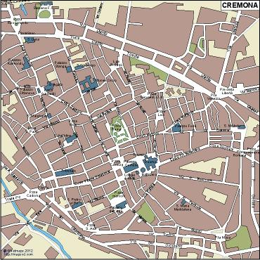 Cremona Vector Map