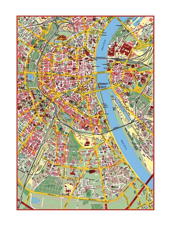 Download Koln vector maps as digital file Purchase online our Eps