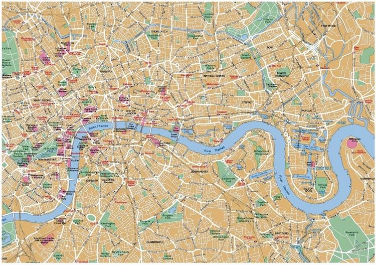 Karte London.Karte London Mapscd Com