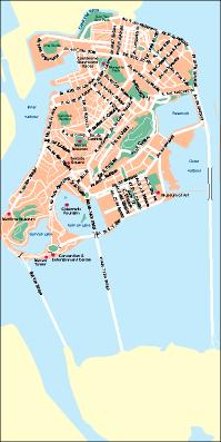 Macau Vector Map