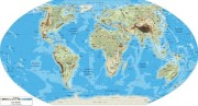 Physical world vector map
