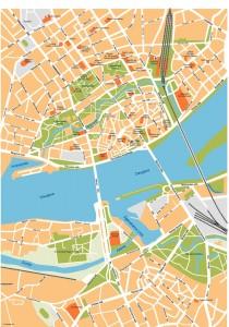 Riga Map