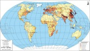 World_population map