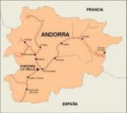 andorra_countrymap vector map