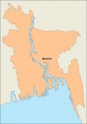 bangladesh_blankmap vector map