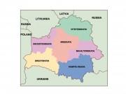 belarus powerpoint map
