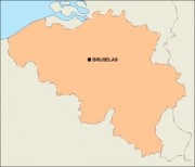 belgium_blankmap vector map