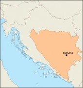 bosnia_blankmap vector map