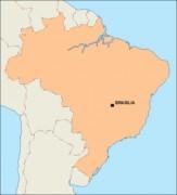 brazil_blankmap vector map