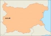 bulgaria_blankmap vector map