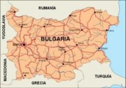 bulgaria_countrymap vector map