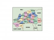 burkina_faso powerpoint map