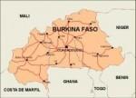 burkinafaso_countrymap vector map