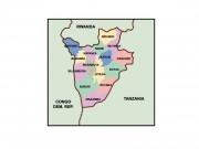 burundi powerpoint map