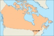 canada_blankmap vector map