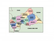 central_african_republic powerpoint map