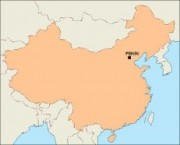china_blankmap vector map