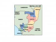 congo powerpoint map