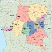 congodemocratic_political vector map