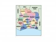 cote_divoire powerpoint map