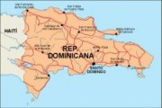 dominicana_countrymap vector map