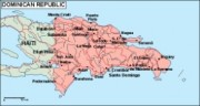 dominicana_geography vector map
