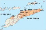 easttimor_countrymap vector map