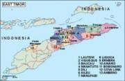 easttimor_political vector map