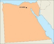 egypt_blankmap vector map