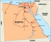 egypt_countrymap vector map