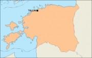 estonia_blankmap vector map