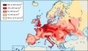 europe_density vector map