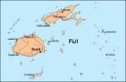 fiji_countrymap vector map