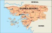 guineabissau_countrymap vector map