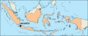 indonesia_blankmap vector map