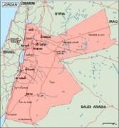 jordan_geography vector map