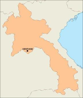 Download Laos Vector Maps As Digital File Purchase Online Our - Laos map vector