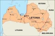 latvia_countrymap vector map