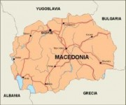 macedonia_countrymap vector map