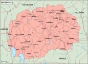 macedonia_geography vector map
