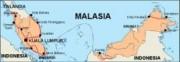malaysia_countrymap vector map