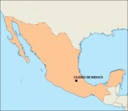mexico_blankmap vector map