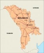 moldova_countrymap vector map