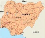 nigeria_countrymap vector map