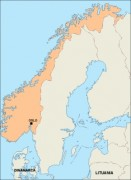 norway_blankmap vector map