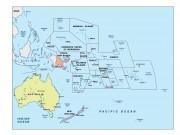 oceania powerpoint map