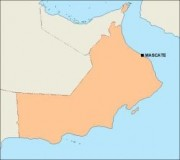 oman_blankmap vector map