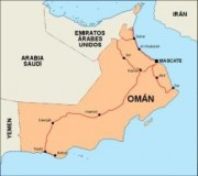 oman_countrymap vector map